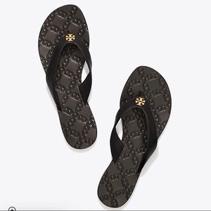 Tory Burch Monroe leather Thong Sandal